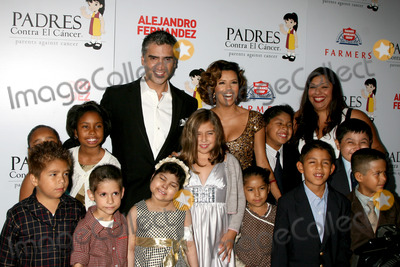 Alejandro Fernandez Photo - Alejandro Fernandez  Eva Longoria  cancer children arriving at the Padres Contra El Cancers 2008 El Sueno De Esperanza Gala at the Grand Ballroom in Los Angeles  CA onOctober 7 2008