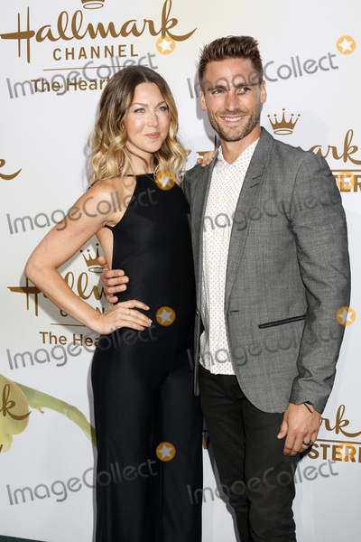 Andrew Walker Photo - LOS ANGELES - JUL 27  Wife Andrew Walker at the Hallmark TCA Summer 2017 Party at the Private Residence on July 27 2017 in Beverly Hills CA