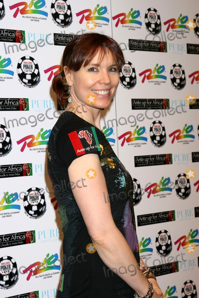 Annie Duke Photo - Annie Duke arriving at  the Ante up for Africa Poker Tournament at the 2008 World Series of Poker at the Rio All-Suite Hotel  Casino inLas Vegas NVJuly 2 2008