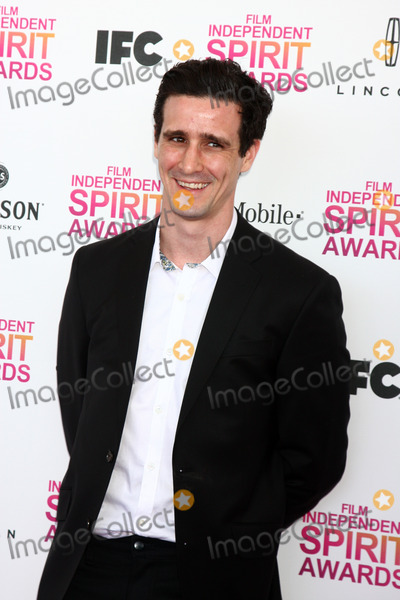 JAMES RANSON Photo - LOS ANGELES - FEB 23  James Ransone attends the 2013 Film Independent Spirit Awards at the Tent on the Beach on February 23 2013 in Santa Monica CA