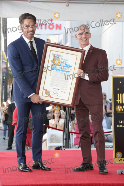 Harry Connick Jr Photo - LOS ANGELES - OCT 24  Harry Connick Jr Mitch OFarrell at the Harry Connick Jr Star Ceremony on the Hollywood Walk of Fame on October 24 2019 in Los Angeles CA