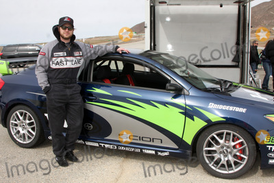 AJ Buckley Photo - LOS ANGELES - MAR 19  AJ Buckley at the Toyota ProCelebrity Race Training Session at Willow Springs Speedway on March 19 2011 in Rosamond CA