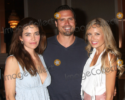 Melissa Ordway Photo - LOS ANGELES - AUG 15  Amelia Heinle Joshua Morrow Melissa Ordway at the The Young and The Restless Fan Club Event at the Universal Sheraton Hotel on August 15 2015 in Universal City CA