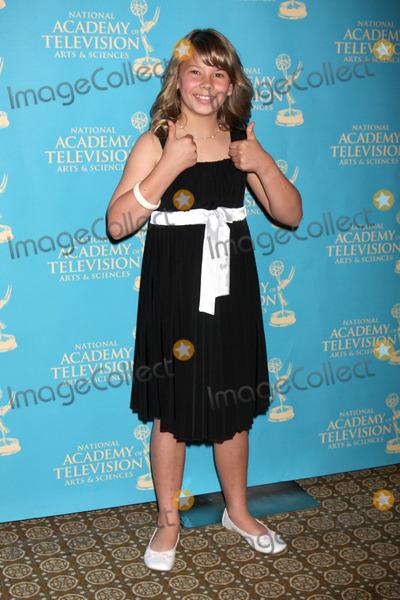 Bindi Irwin Photo - Bindi Irwin  at the Daytime Creative Emmy Awards  at the Westin Bonaventure Hotel in  Los Angeles CA on August 29 2009