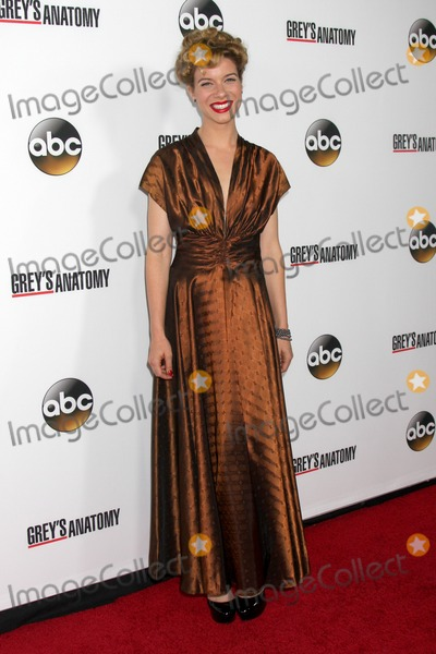 Tessa Ferrer Photo - LOS ANGELES - SEP 28  Tessa Ferrer at the Greys Anatomy 200th Show Party at The Colony on September 28 2013 in Los Angeles CA