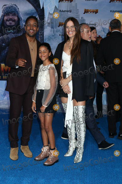 Jaleel White Photo - LOS ANGELES - DEC 9  Jaleel White Samaya White Bridget Hardy at the Jumanji  The Next Level Premiere at TCL Chinese Theater IMAX on December 9 2019 in Los Angeles CA