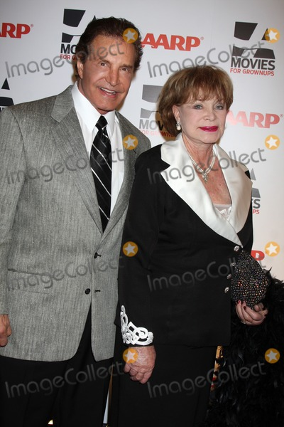 Peter Lupus Photo - LOS ANGELES - FEB 7  Peter Lupus  Wife arrives at the 2011 AARP Movies for Grownups Gala  at Regent Beverly Wilshire Hotel on February 7 2011 in Beverly Hills CA