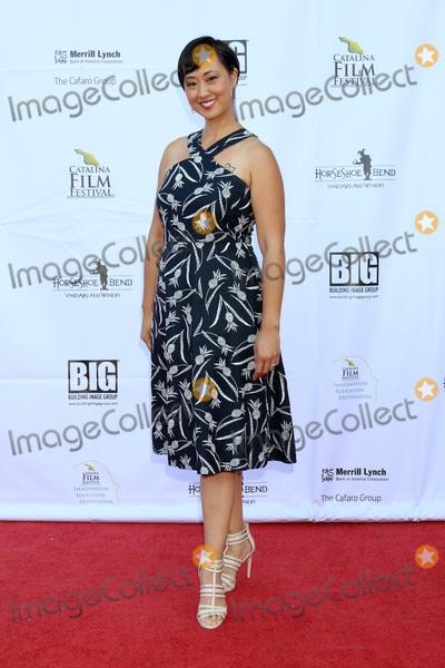 Joyce Liu-Countryman Photo - AVALON - SEP 29  Joyce Liu-Countryman at the Catalina Film Festival - Saturday Red Carpet at the Casino on September 29 2018 in Avalon CA