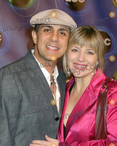 Anthony Azizi Photo - Anthony Azizi  wifeABC TV TCA PartyThe Wind TunnelPasadena CAJanuary 21 2006