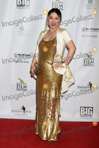 Alice Aoki Photo - AVALON - SEP 28  Alice Aoki at the Catalina Film Festival - Friday Red Carpet at the Casino on September 28 2018 in Avalon CA