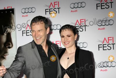 Anna Paquin Photo - LOS ANGELES - NOV 10  Stephen Moyer Anna Paquin at the AFI Fest 2015 Presented by Audi - Concussion Premiere at the TCL Chinese Theater on November 10 2015 in Los Angeles CA