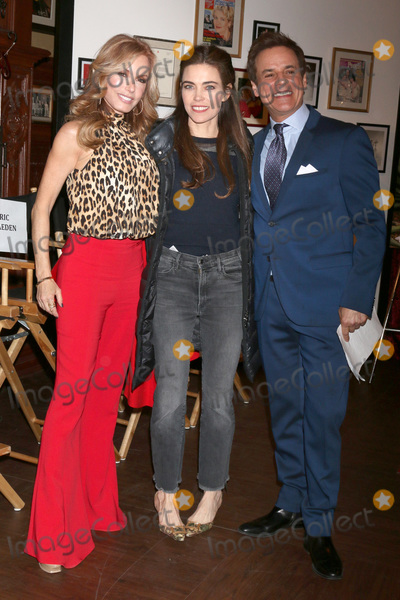 Amelia Heinle Photo - LOS ANGELES - FEB 20  Tracey Bregman Amelia Heinle Christian LeBlanc at the Melody Thomas Scott Celebrates 40 Years on YR Event at CBS Television City on February 20 2019 in Los Angeles CA