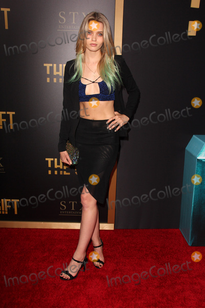 Abbey Lee Photo - LOS ANGELES - JUL 30  Abbey Lee at the The Gift World Premiere at the Regal Cinemas on July 30 2015 in Los Angeles CA