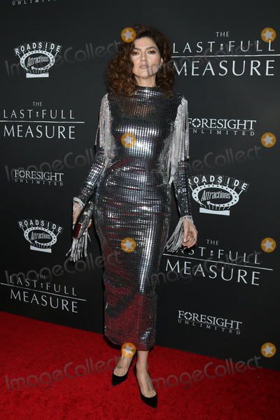 Blanca Blanco Photo - LOS ANGELES - JAN 16  Blanca Blanco at the The Last Full Measure Premiere - Arrivals at the ArcLight Hollywood on January 16 2020 in Los Angeles CA