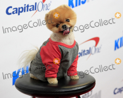 Jiff Pom Photo - LOS ANGELES - DEC 2  Jiff Pom at the 1027 KIIS FMs Jingle Ball 2016 at Staples Center on December 2 2016 in Los Angeles CA