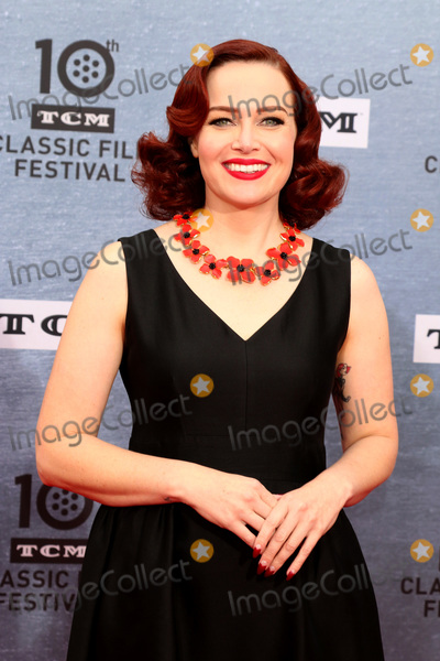 Alicia Malone Photo - LOS ANGELES - APR 11  Alicia Malone at the 2019 TCM Classic Film Festival Gala - 30th Anniversary Screening Of When Harry Met Sally at the TCL Chinese Theater IMAX on April 11 2019 in Los Angeles CA