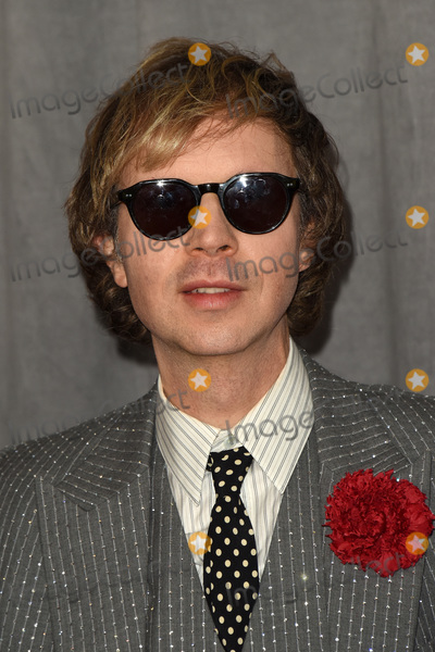 Beck Photo - LOS ANGELES - JAN 26  Beck at the 62nd Grammy Awards at the Staples Center on January 26 2020 in Los Angeles CA