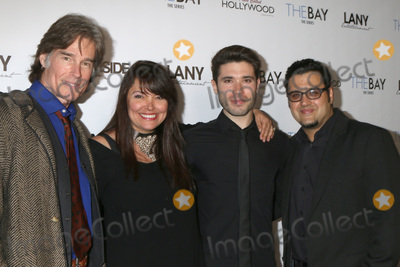 Andrew Gregory Photo - LOS ANGELES - MAR 10  Ronn Moss Devin DeVasquez Kristos Andrews Gregori J Martin at the 5th Annual LANY Entertainment Mixer at the Saint Felix on March 10 2016 in Los Angeles CA
