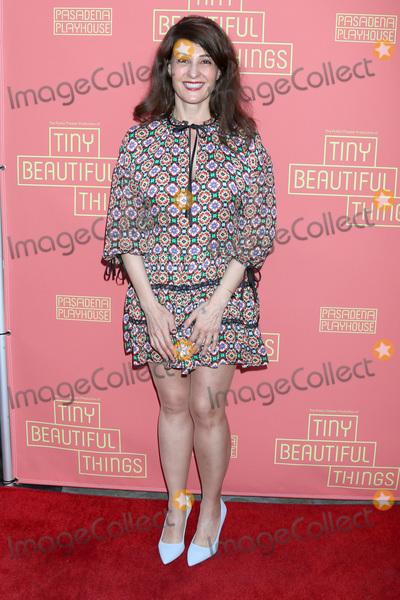 Nia Vardalos Photo - LOS ANGELES - APR 14  Nia Vardalos at the Tiny Beautiful Things Opening Night at the Pasadena Playhouse on April 14 2019 in Pasadena CA