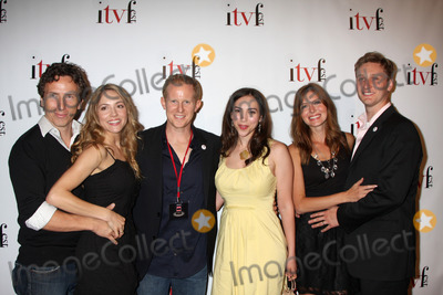Aaron Staton Photo - Brooke Nevin Michael Traynor Andrew Miller  Eden Riegel ConnieStaton Aaron Staton of Imaginary Bitches  arriving at the Independent Television Festival Opening Night Gala at Laemmles Sunset 5 in West Hollywood CA on July 30 2009