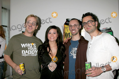 Antonio Esfandiari Photo - Antonio Esfandiari  Phil LaakGBK American Music Awards Gifting Suite 2007 The Standard Hotel Downtown Los Angeles CANovember 17 2007