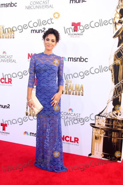 Andrea Sixtos Photo - LOS ANGELES - OCT 10  Andrea Sixtos at the ALMA Awards Arrivals 2014 at Civic Auditorium on October 10 2014 in Pasadena CA