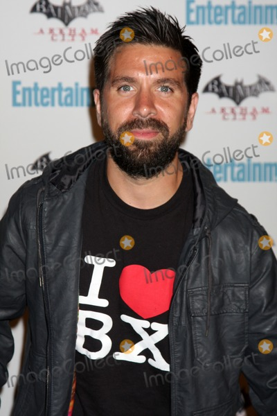 Joshua Gomez Photo - LOS ANGELES - JUL 23  Joshua Gomez arriving at the EW Comic-con Party 2011 at EW Comic-con Party 2011 on July 23 2011 in Los Angeles CA