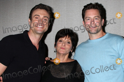 Jill Farren-Phelps Photo - LOS ANGELES - AUG 24  Daniel Goddard Jill Farren Phelps Michael Muhney at the Young  Restless Fan Club Dinner at the Universal Sheraton Hotel on August 24 2013 in Los Angeles CA