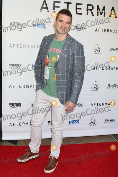 Aftermath Premiere Photo - LOS ANGELES - AUG 3  Alex Russell at the Aftermath Premiere at the Landmark Theater on August 3 2021 in Westwood CA