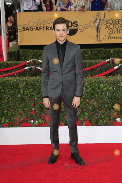 Travis Tope Photo - LOS ANGELES - JAN 25  Travis Tope at the 2015 Screen Actor Guild Awards at the Shrine Auditorium on January 25 2015 in Los Angeles CA