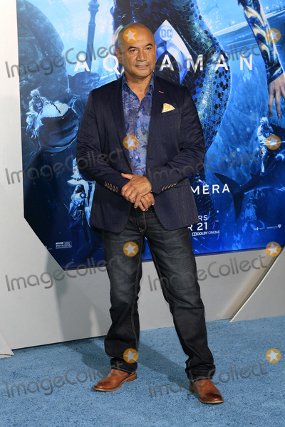 Temuera Morrison Photo - LOS ANGELES - DEC 12  Temuera Morrison at the Aquaman Premiere at the TCL Chinese Theater IMAX on December 12 2018 in Los Angeles CA