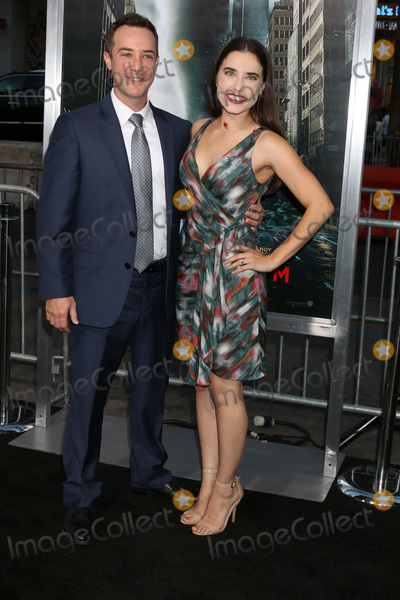 Alix Angelis Photo - LOS ANGELES - OCT 16  Billy Slaughter Alix Angelis at the Geostorm Premiere at the TCL Chinese Theater IMAX on October 16 2017 in Los Angeles CA
