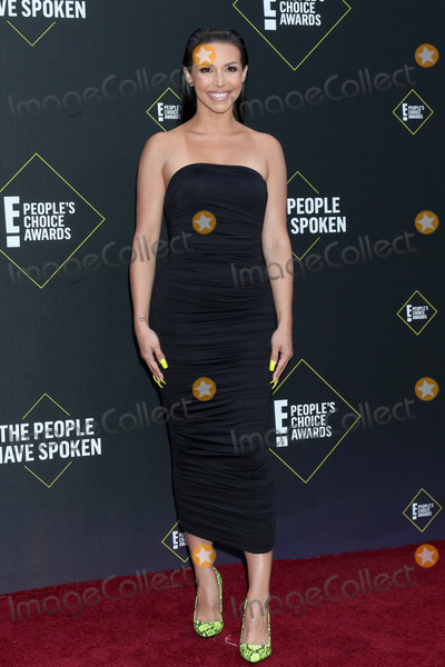 Shay Photo - LOS ANGELES - NOV 10  Scheana Shay at the 2019 Peoples Choice Awards at Barker Hanger on November 10 2019 in Santa Monica CA