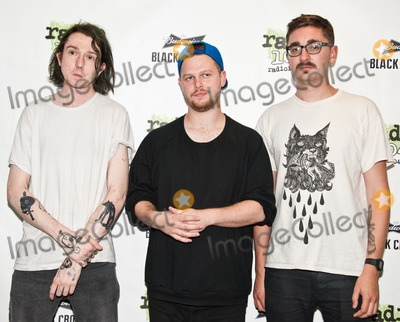 Alt J Photo - BALA CYNWYD PA USA - SEPTEMBER 05 British Alternative Rock Band alt-J Pose at Radio 1045s Performance Theatre on September 05 2014 in Bala Cynwyd Pennsylvania United States (Photo by Paul J FroggattFamousPix)