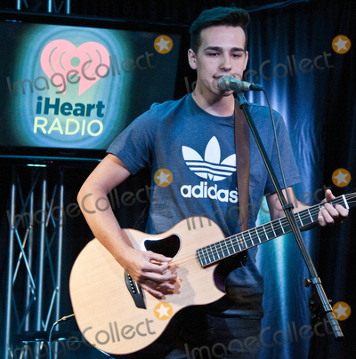 Jacob Whitesides Photo - BALA CYNWYD PA USA - MAY 19 American Singer-Songwriter Jacob Whitesides Visits Q102s Performance Theatre on May 19 2016 in Bala Cynwyd Pennsylvania United States (Photo by Paul J FroggattFamousPix)