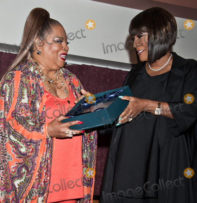 Patti La Belle Photo - PHILADELPHIA PA USA - APRIL 02 Sarah Dash and Patti LaBelle Attend WDASs 2016 Women of Excellence Luncheon at First District Plaza on April 02 2016 in Philadelphia Pennsylvania United States (Photo by Paul J FroggattFamousPix)