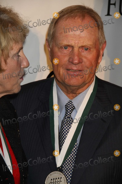 Jack Nicklaus Photo - New York NY 9-28-10Jack Nicklausat 25th Great Sports Legends dinner to benefitthe Buoniconti fund at Waldorf Astoria HotelPhoto By Maggie Wilson-PHOTOlinknet