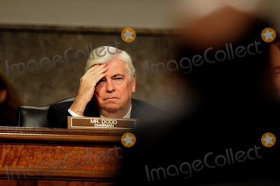 Ben Bernanke Photo - Washington DC 7212010RESTRICTED NEW YORKNEW JERSEY OUTNO NEW YORK OR NEW JERSEY NEWSPAPERS WITHIN A 75  MILE RADIUSChairman Ben Bernanke on Capitol HillChairman Chris Dodd listens to Federal Reserve Chairman Ben Bernanke testify before the Senate Banking Committee on the monetary policy report on Capitol HillDigital photo by Elisa Miller-PHOTOlinknet