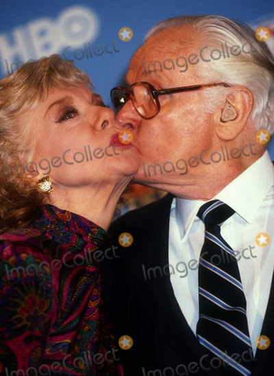 Art Carney Photo - Joyce Randolph Art Carney1299JPG1990 FILE PHOTONew York NYJoyce Randolph Art CarneyPhoto by Adam Scull-PHOTOlinknet