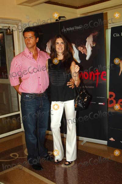 Paz Vega Photo - Madrid Spain 9-5-2006Paz Vega and her husband Orson Salazar premiere of BelmonteDigital Photo by Edu Nividhia-PHOTOlinknet