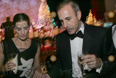 Annette Roque Lauer Photo - New York NY 11-28-2005Unicef Ambassador Annette Roque Lauer and her husband NBC Today Show Anchor Matt Lauerat the 2nd Annual UNICEF Snowflake BallDigital Photo by David Westerley-PHOTOlinknet
