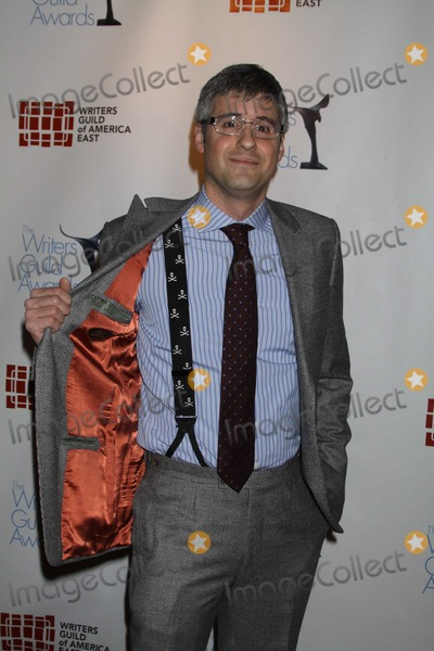 Mo Rocca Photo - New York 2-20-10Mo Roccaat the 62nd Writers Guild Awards atHudson Theatre w44stDigital photo by Maggie Wilson-PHOTOlinknet