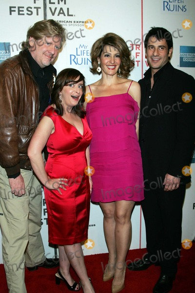 Donald Petrie Photo - New York New York 05-02-2009(L-R) Director Donald Petrie Rachel Dratch Nia Vardalos and Alexis Georgoulis attend the Tribeca Film Festival premiere of My Life in Ruins at the Tribeca Performing Arts CenterBMCCDigital photo by Art Trainor-PHOTOlinknet
