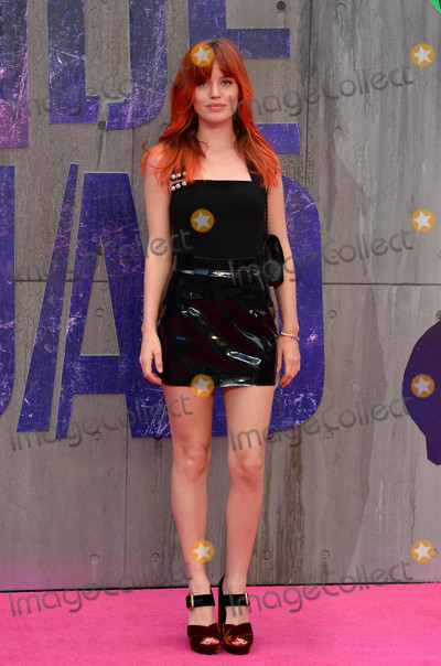 Georgia May Jagger Photo - Photo by KGC-03starmaxinccomSTAR MAX2016ALL RIGHTS RESERVEDTelephoneFax (212) 995-11968316Georgia May Jagger at the premiere of Suicide Squad(London England)