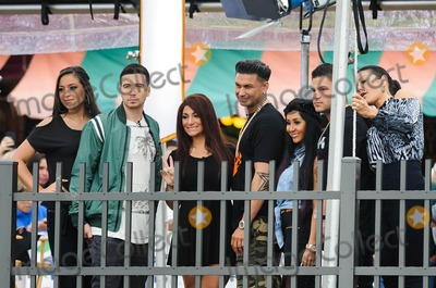 Sammi Giancola Photo - Photo by ESBPstarmaxinccom2013STAR MAXALL RIGHTS RESERVEDTelephoneFax (212) 995-119652413Nicole Polizzi aka Snooki Pauly Delvecchio Jenni Farley aka JWoww Vinny Guadagnino Sammi Giancola Ronnie Ortiz-Magro and Deena Cortese are seen on the Seaside Boardwalk following a Jersey Shore reunion broadcast live on The Today Show(Seaside Heights NJ USA)