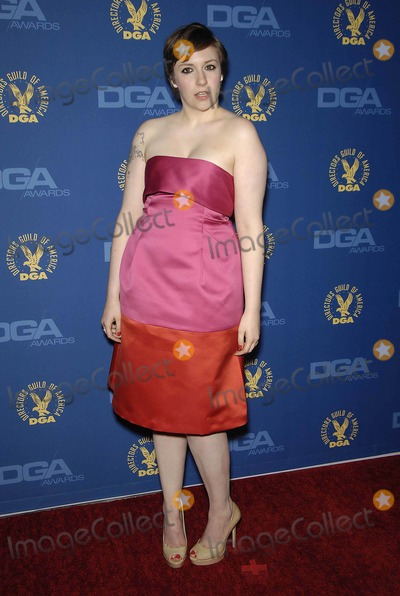 Lena Dunham Photo - Photo by Michael Germanastarmaxinccom2013ALL RIGHTS RESERVEDTelephoneFax (212) 995-11962213Lena Dunham at the 65th Annual Directors Guild of America Awards(Hollywood CA)