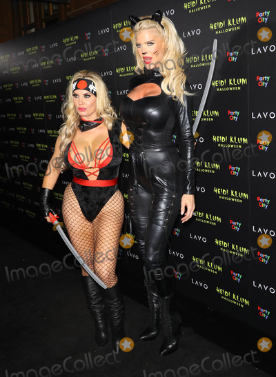 Juanes Photo - Photo by Juan Dela CruzstarmaxinccomSTAR MAX2018ALL RIGHTS RESERVEDTelephoneFax (212) 995-1196103118Coco and Victoria Silvstedt at Heidi Klums 19th Annual Halloween Party in New York City