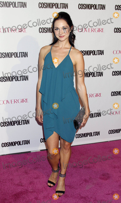 Hannah James Photo - Photo by REWestcomstarmaxinccomSTAR MAX2015ALL RIGHTS RESERVEDTelephoneFax (212) 995-1196101215Hannah James at Cosmopolitans 50th Birthday Celebration(West Hollywoo CA)