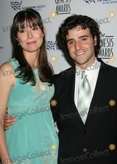 Vanessa Britting Photo - Photo by REWestcomstarmaxinccom200832908Vanessa Britting and David Krumholtz at the 22nd Annual Genesis Awards(Los Angeles CA)