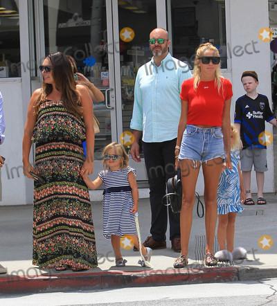 Tamara Eccleston Photo - Photo by SMXRFstarmaxinccomSTAR MAX2017ALL RIGHTS RESERVEDTelephoneFax (212) 995-119681517Petra Stunt and Tamara Ecclestone take their family shopping at the Grove in Hollywood  CA